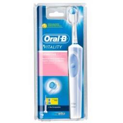 фото Щетка зубная электрическая Oral-B Vitality D12.513S Sensitive Clean