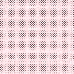 фото Отрез ткани Tilda Мелкие точки. Цвет: красный
