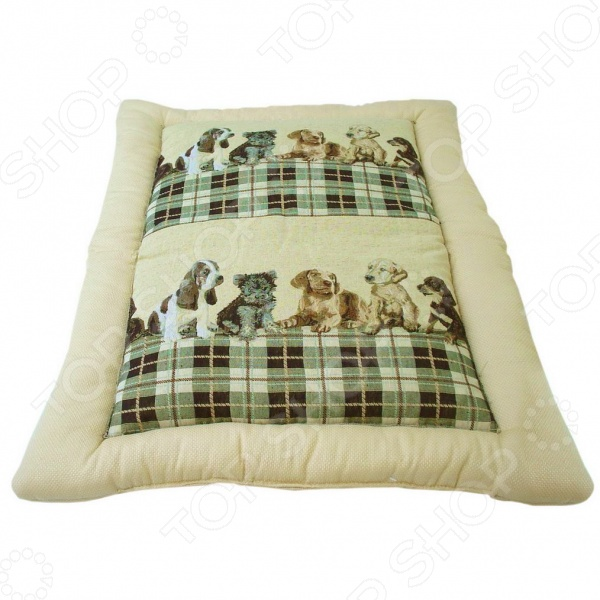 Лежак-подушка для собак DEZZIE