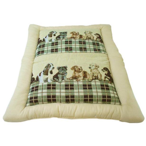 фото Лежак-подушка для собак DEZZIE