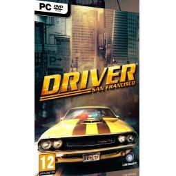 Купить Игра для PC Driver: Сан-Франциско (rus)