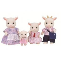 фото Набор игрушек-зверюшек Sylvanian Families 5185 «Семейка козликов»