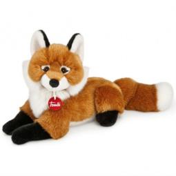 Купить Мягкая игрушка Trudi Лиса Дана лежащая