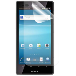 фото Пленка защитная LaZarr для Sony Xperia ion LT28i. Тип: глянцевая