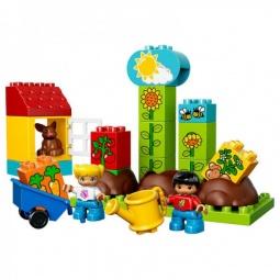 фото Конструктор игровой LEGO «Мой первый сад»