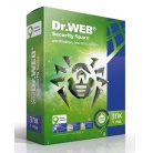 Купить Антивирусное программное обеспечение Dr.Web Security Space Pro. 3 ПК, 1 год