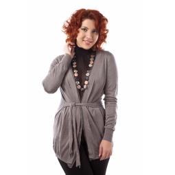фото Кардиган Mondigo XL 9825. Цвет: серый. Размер одежды: 48
