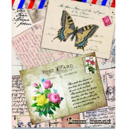 фото Дневник школьный Феникс «Почтовая открытка»
