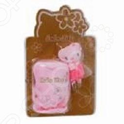 Накладка на ручку КПП Hello Kitty KITTY-003 купить 5 ступенчатую кпп на классику