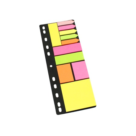 Купить Набор клейких закладок Info Notes 8748-09