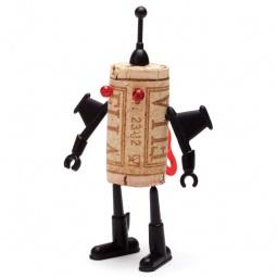 Купить Декор для винной пробки Monkey Business Corkers Robots Юри