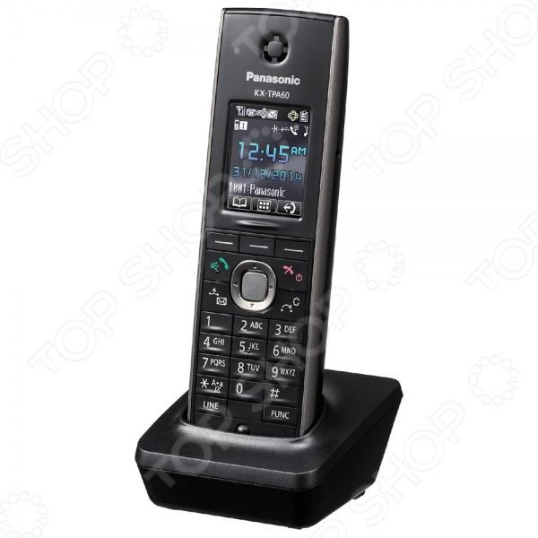 Трубка дополнительная для радиотелефона Panasonic KX-TPA60 дополнительная память panasonic kx ns0135x storage s