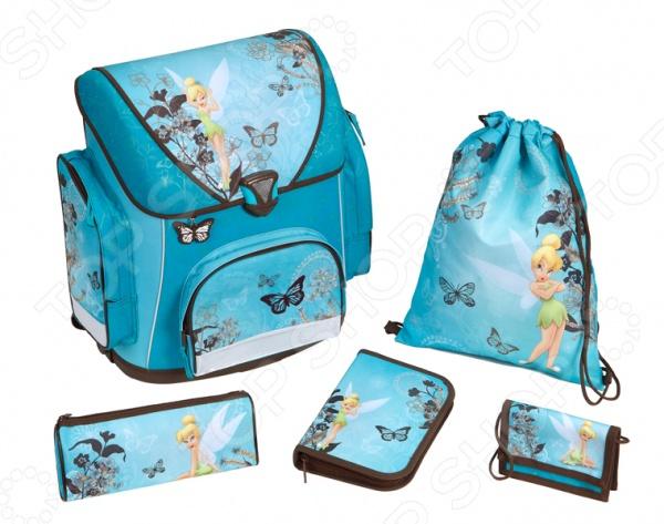 Рюкзак школьный с аксессуарами Undercover Fairies