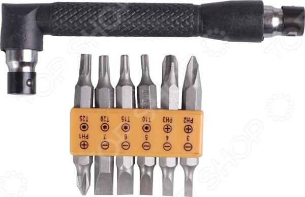 Отвертка L-образная с битами B10 90384, 13 шт.