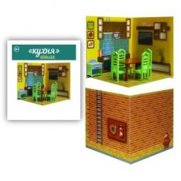 фото Набор мебели игрушечный Игрушкин «Собери сам. Кухня»
