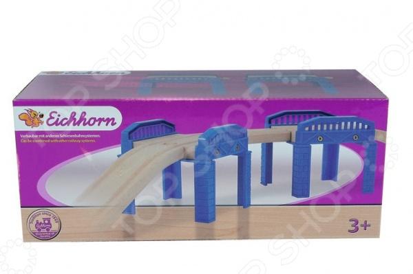 Мост игрушечный Eichhorn «Два моста» цены