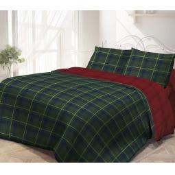 фото Комплект постельного белья Гармония «Шотландия». 2-спальный. Размер наволочки: 50х70 см — 2 шт