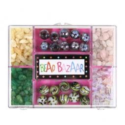 фото Набор для создания украшений Bead Bazaar «Самоцветы»