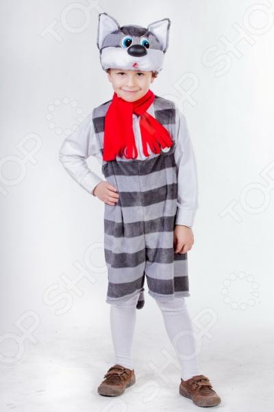 Костюм карнавальный для мальчика Карнавалия «Кот Матрос»Маскарадные костюмы для мальчиков<br>Костюм карнавальный для мальчика Карнавалия Кот Матрос поможет преобразить вашего ребенка для детского праздника. Наряд не будет стеснять движений ребенка, так что он сможет смело участвовать в многочисленных конкурсах. Карнавальный костюм подарит ребенку ощущение настоящего перевоплощения. Подобные перевоплощения очень полезны для детского развития, они помогают ребенку освоить коммуникативные навыки, стать более общительным и уверенным в себе, помогут почувствовать себя свободнее. В комплекте вы найдете маску и комбинезон.<br>
