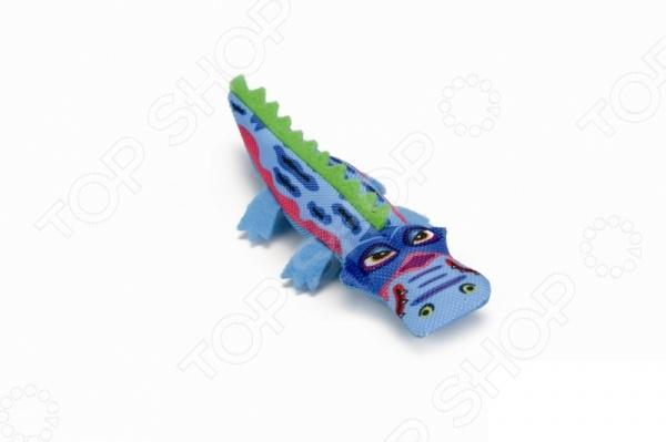 Игрушка для кошек Beeztees КрокодильчикИгрушки для кошек<br>Игрушка для кошек Beeztees Крокодильчик это забавная игрушка для веселых игр с питомцем. Кошка сможет устроить настоящую охоту, во время игры будет активно двигаться, поддерживать мышцы в тонусе и реализовывать свои охотничьи инстинкты. Подходит для всех пород и возрастов. Выполнена из текстиля, размер 13.5 см.<br>
