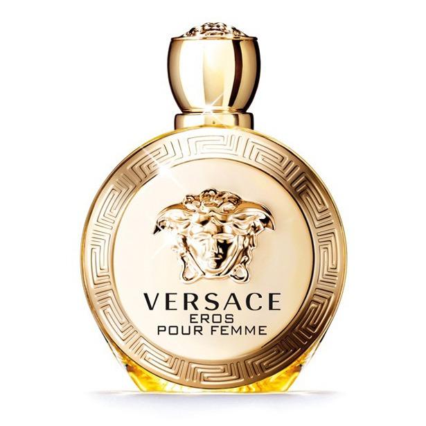 фото Парфюмированная вода для женщин Versace Eros Pour Femme. Объем: 100 мл