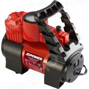 Компрессор автомобильный Zipower PM 6506 компрессор автомобильный zipower с манометром pm 6505