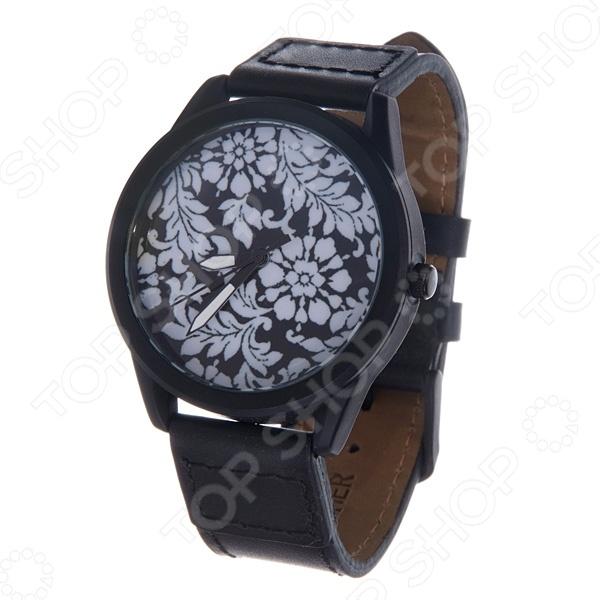 Часы наручные Mitya Veselkov «Узоры» MVBlack