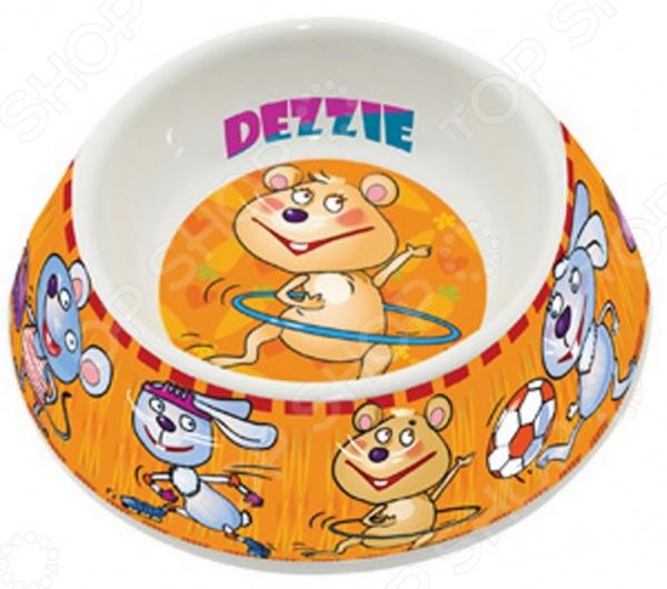 Миска для грызунов DEZZIE «Актив» миска для кошек собак гамма n0