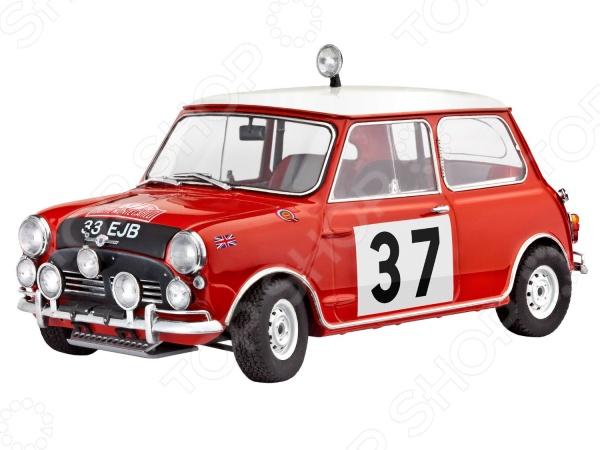 Сборная модель автомобиля Revell Mini Cooper «Ралли Монте-Карло 1964» revell mini cooper