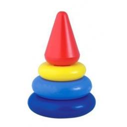 Купить Игрушка-пирамидка Росигрушка «Кнопа» 9208. В ассортименте
