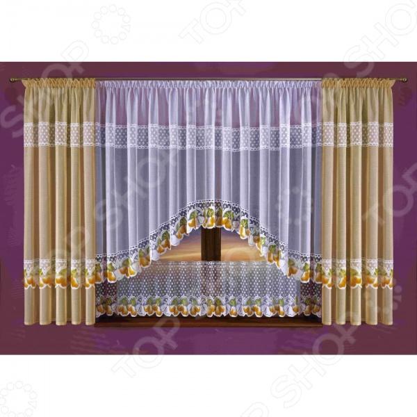 Комплект штор для кухни Wisan 050W wisan 050w