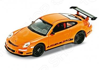Модель автомобиля 1:87 Welly Porsche 911 GT3 RS. В ассортименте