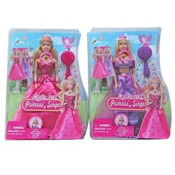 фото Кукла интерактивная Defa «Принцесса» 8265. В ассортименте