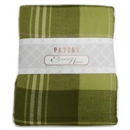 фото Плед Paters «Шотландия». Цвет: зеленый. Размерность: 2-спальное. Размер: 170x210 см