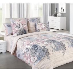 фото Комплект постельного белья Королевское Искушение «Эскиз». 2-спальный. Размер простыни: 220х195 см