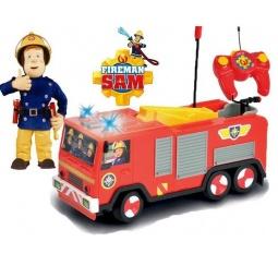 фото Машинка на радиоуправлении Dickie «Пожарная машина»