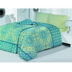 фото Комплект постельного белья Casabel Crystal. Семейный