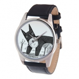 фото Часы наручные Mitya Veselkov «Плюшевый пес» MV-114