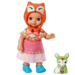 фото Кукла Zapf Creation Chou Chou «Мини-лисичка» 920-299. В ассортименте