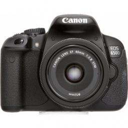 Купить Фотокамера цифровая Canon EOS 650D Kit EF 40mm EMBU