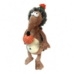 фото Мягкая игрушка ДуRашки ЕЖ & MUHOMOR