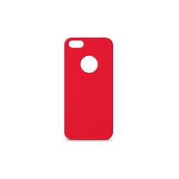 фото Накладка iРhone 5 Onext Color Translucent. Цвет: красный