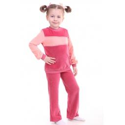 фото Комплект домашний для девочки Свитанак 6415518. Рост: 98 см. Размер: 28