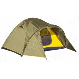фото Палатка ALASKA «Дом 4». Цвет: голубой, синий