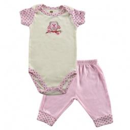 Купить Комплект: боди и штанишки Hudson Baby 68048