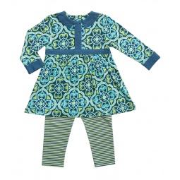 фото Комплект: платье с леггинсами Angel Dear Juniper