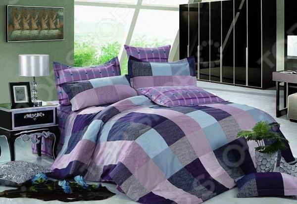 Комплект постельного белья Мар-Текс «Магнат». 1,5-спальный1,5-спальные<br>Комплект постельного белья Мар-Текс Магнат это удобное постельное белье, которое подойдет для ежедневного использования. Чтобы ваш сон всегда был приятным, а пробуждение легким, необходимо подобрать то постельное белье, которое будет соответствовать всем вашим пожеланиям. Приятный цвет, нежный принт и высокое качество ткани обеспечат вам крепкий и спокойный сон. 100 хлопок, из которого сшит комплект отличается следующими качествами:  достаточно мягка и приятна на ощупь, не имеет склонности к скатыванию, линянию, протиранию, обладает повышенной гигроскопичностью, практически не мнется, не растягивается, не садится, не выгорает, гипоаллергенна, хорошо отстирывается и не теряет при этом своих насыщенных цветов;  современная фотопечать прекрасно передаёт цвет и мельчайшие детали изображения;  за счёт специального переплетения волокон ткань устойчива к механическим воздействиям. Ткань устойчива к механическим воздействиям. Перед первым применением комплект постельного белья рекомендуется постирать. Перед стиркой выверните наизнанку наволочки и пододеяльник. Для сохранения цвета не используйте порошки, которые содержат отбеливатель. Рекомендуемая температура стирки: 40 С и ниже без использования кондиционера или смягчителя воды.<br>