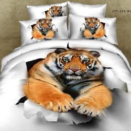 фото Комплект постельного белья с эффектом 3D Buenas Noches Jump. Евро