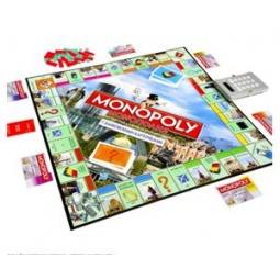 фото Настольная игра Hasbro Монополия с банковскими карточками на русском