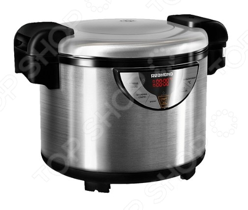 Мультиварка Redmond RMC-SM1000Мультиварки<br>Мультиварка Redmond RMC-SM1000 профессиональная мультиварка для приготовления большого количества блюд за короткое время. Эта помощница совмещает в себе множество интересных режимов для приготовления новых блюд, поможет воплотить ваши кулинарные идеи. Идеально подходит для приготовления таких блюд как заправочные супы пассировка овощей, тушение заправки для супа, основной этап варки, доведение до готовности при пониженной температуре , гуляши и поджарки обжарка овощей и мяса, тушение в соусе, томление . Преимущества:  Автоматические программы 16 3 автоматических, 13 ручной настройки : тушение, плов, рис и крупы, омлет, варенье, суп, йогурт, выпечка, студень, пар, каша, варка, жарка, запекание и мультиповар.  Мультиповар предусматривает установку предпочитаемой температуры от 35 до 100 C, а также времени приготовления.  Автоподогрев включается после завершения работы основных программ готовки.  Чаша защищена высококачественным антипригарным покрытием DAIKIN Япония , которое не выделяет вредных примесей в процессе нагрева и обеспечит сохранность вкусовых свойств в процессе готовки. Мультиварка Redmond RMC-SM1000 делает приготовление большинства блюд значительно проще. Это замечательное устройство позволит значительно сэкономить ваше время. А если вдруг вы не знаете чего-бы приготовить, в комплекте предоставляется книга рецептов. В ней вы найдете интересные варианты блюд. Полезные функции:  Отложенный старт отличная функция, созданная для того, чтобы блюдо было готово в назначенное время. Настройте таймер и она сама начнет готовить в назначенное время.  3D нагрева равномерно распределяет тепло внутри для получения лучшего результата.  Поддержка тепла  Отключение автоподогрева после приготовления блюда. Дополнительные возможности:  Приготовление йогурта  Приготовление творога, сыра  Расстойка теста  Пастеризация жидких продуктов  Стерилизация посуды  Подготовка продуктов к консервации.<br>